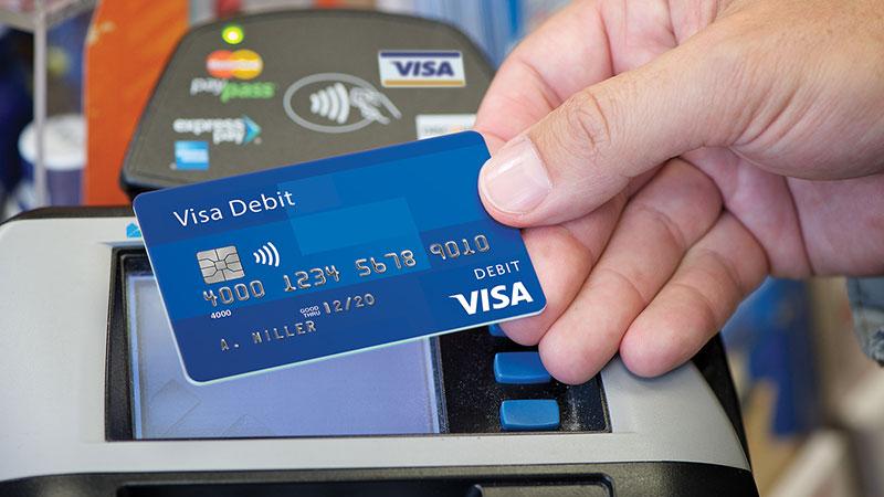 Debit Cards Visa