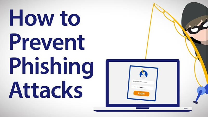how to prevent phishing attacks
